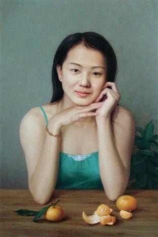 恬静 by mai jianyun