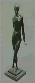 staende kvinna by william zadig