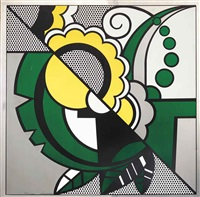 still life by roy lichtenstein