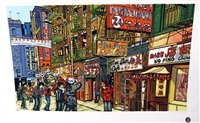 chinatown by cindy wolsfeld
