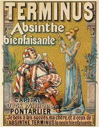 terminus / absinthe bienfaisante by francisco tamagno