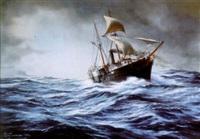 the steam ship