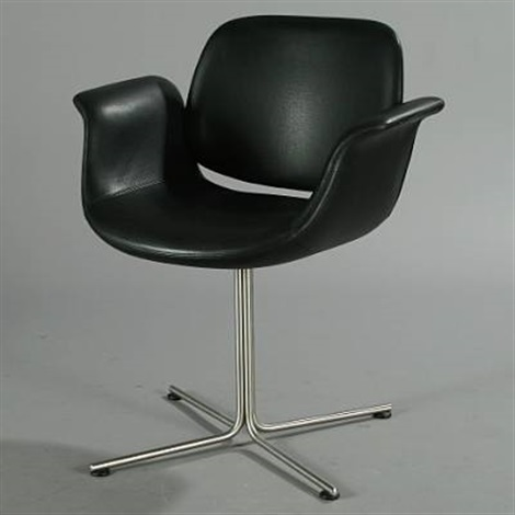 Flamingo Chair By Johannes Foersom And Peter Hiort Lorenzen