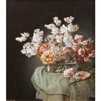 flowers by lui liu