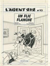 lagent 212 tome 13 un flic flanche
