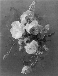 rosenstilleben by theresa maria hegg