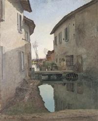 borgo lombardo by alfonso corradi