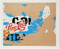 pepsi by mimmo rotella