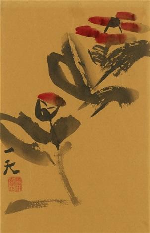 japanische blüte by johannes itten