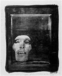 sliced face in jar #1 by gwen akin