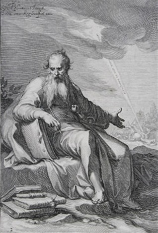 s paulus pl 2 from die sünder des alten und neuen testaments after abraham bloemaert by willem isaaksz swanenburgh the elder