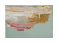 sea level by helen frankenthaler