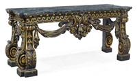 console table by tozer