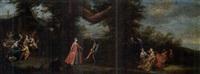 festa campestre by maestro del biribissi