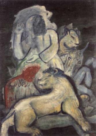 le saint des fauves by charles s. (pic) higgins