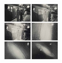 the human condition, 1969 (set of 6) by duane michals