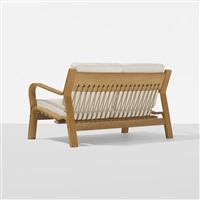 settee, model ge671 by hans j. wegner