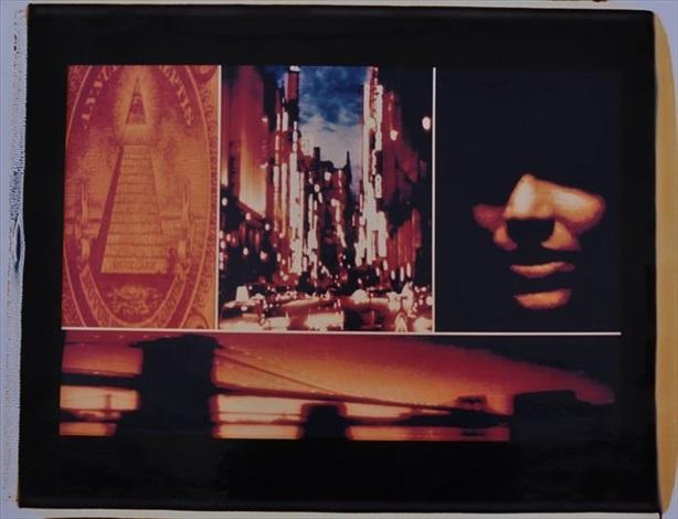 untitled dollar bill by robyn stacey