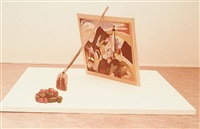 triptychos post historicus (kandinsky) by braco dimitrijevic
