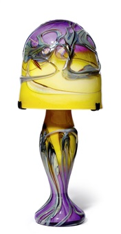 lampe de table by marcel saba