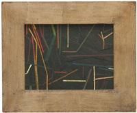 sticks by frederick hammersley