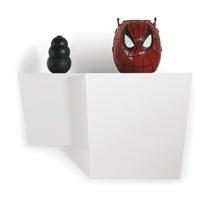spider kong 3a by haim steinbach
