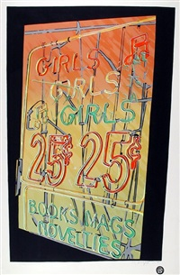 girls, girls, girls by cindy wolsfeld