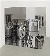 untitled (cooking corner) by rirkrit tiravanija