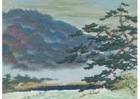 arashiyama by yoson ikeda