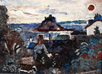 st michael's mount by fred yates
