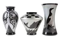 vases (set of 3) by artver