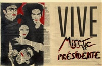 vive.. miss tic présidente by miss tic