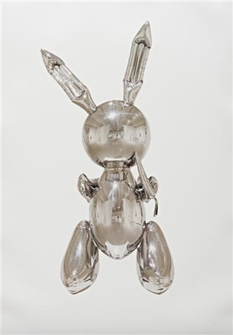 rabbit from jeff koons by jeff koons
