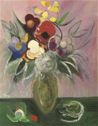 gemengd boeket - mixed bouquet by louis saalborn