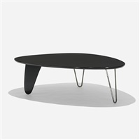rudder coffee table, model in-52 by isamu noguchi