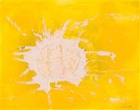 sans titre (soleil jaune) by rené guiette