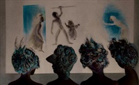 le spectacle by leonor fini