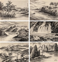 landscape (6 works) by anonymous-asian (20)
