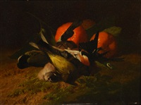 oiseaux et oranges by david emile joseph de noter