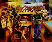 bar by esteban alvarez buylla