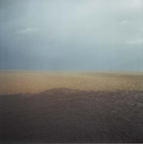 sections of england, the sea horizon by garry fabian miller
