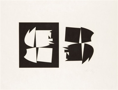 nb by victor vasarely