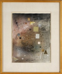 untitled - geometric space by david shapiro