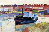 the boat by fred yates