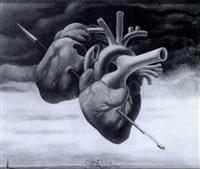 transfixed hearts by johann hendrikus moesman