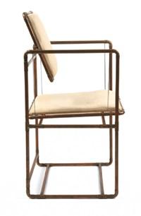 experimental armchair by raimund abraham