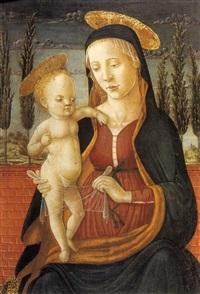 madonna con il bambino by giovanni di piamonte