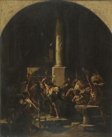 lassassinat de larchi diacre ducoyla dans les cévennes by victor nehlig