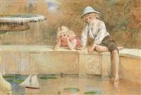 Frances Anne Hopkins Paintings For Sale