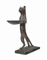 chat maître d'hôtel by diego giacometti